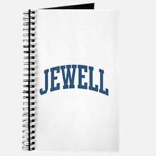 Jewell Collegiate Style Name Journal