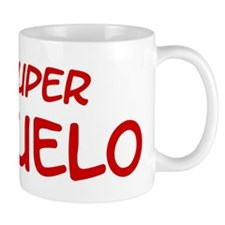 Super Abuelo Small Mug