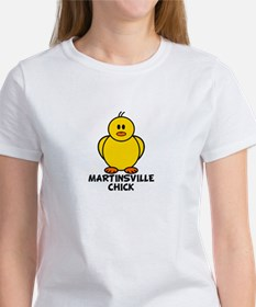 Martinsville Chick Women's T-Shirt