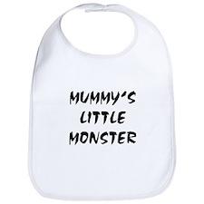 MUMMY'S LITTLE MONSTER! Bib