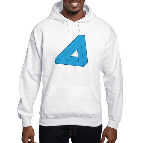 Optical Delusion Hooded Sweatshirt
