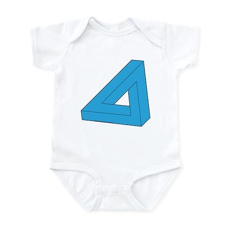 Optical Delusion Infant Bodysuit
