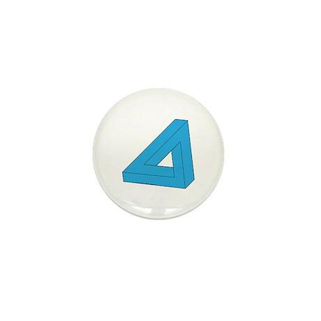 Optical Delusion Mini Button (100 pack)