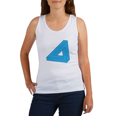 Optical Delusion Women's Tank Top