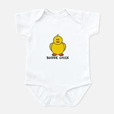 Barre Chick Infant Bodysuit