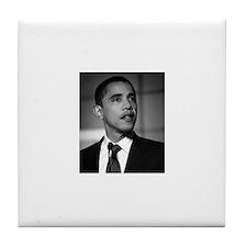Mr. President Tile Coaster