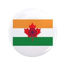 "Indo Canadian 3.5"" Button"