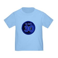 Dad's 30th Birthday T
