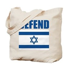 Defend Israel Tote Bag