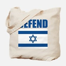 Defend Israel Tote Bag