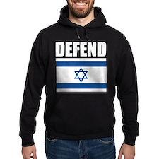 Defend Israel Hoody