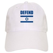 Defend Israel Baseball Cap
