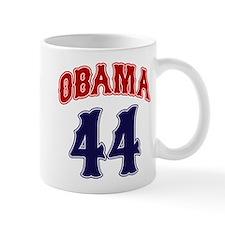 Obama 44 rwb Mug
