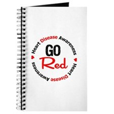 Heart Disease Go Red Journal