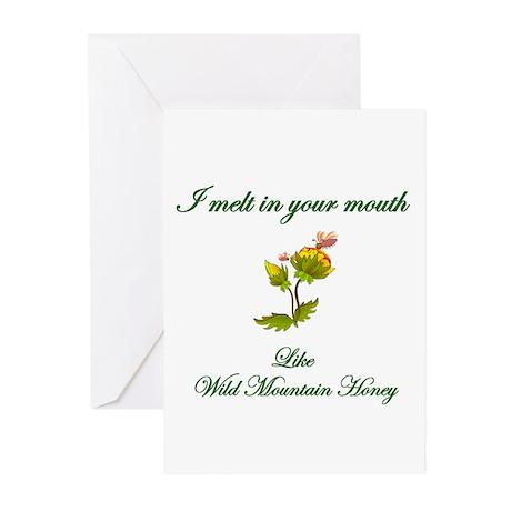 Wild Mountain Honey Greeting Cards (Pk of 20)