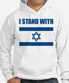 I Stand With Israel Jumper Hoody