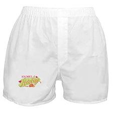 Soldier's Lovebug Boxer Shorts