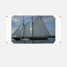 Bluenose Schooner Banner