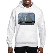 Bluenose Schooner Hoodie Sweatshirt
