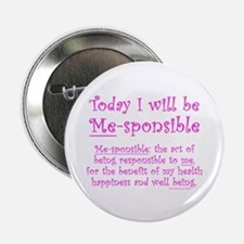 "Me-sponsible 2.25"" Button"