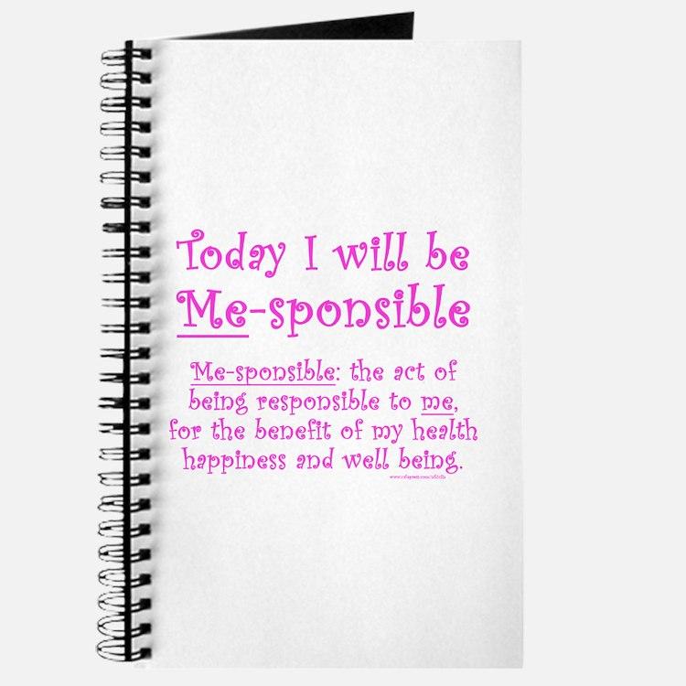 Me-sponsible Journal