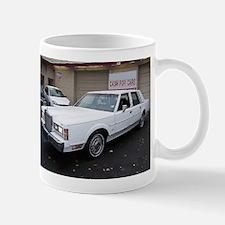Town car Mug