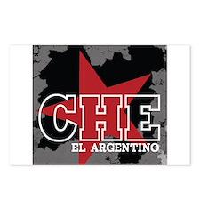 Unique Flag argentina Postcards (Package of 8)
