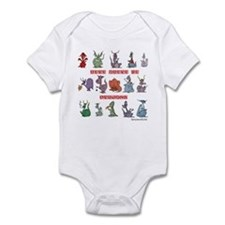 Dragons Infant Bodysuit