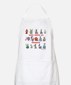 Dragons BBQ Apron