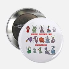 """Dragons 2.25"""" Button (10 pack)"""