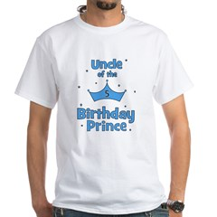 Uncle of the 5th Birthday Pri Shirt