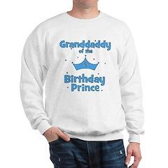Granddaddy of the 5th Birthda Sweatshirt