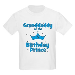 Granddaddy of the 5th Birthda T-Shirt