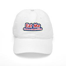 eat me Baseball Cap