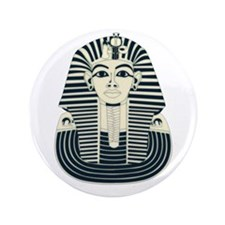 "King Tut 3.5"" Button"