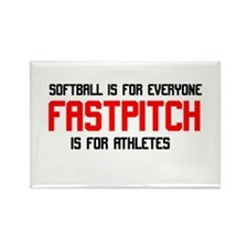 FastPitch Rectangle Magnet