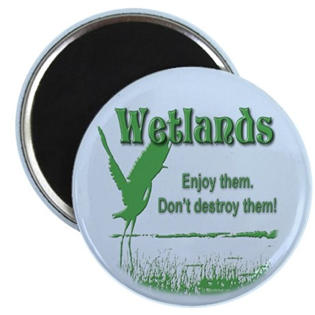Wetland Magnet