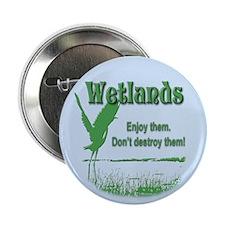 """Wetland 2.25"""" Button"""