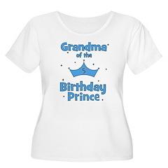 Grandma of the 5th Birthday P T-Shirt