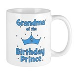 Grandma of the 5th Birthday P Mug