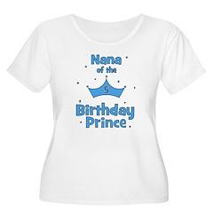 Nana of the 5th Birthday Prin T-Shirt