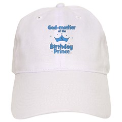 Godmother of the 5th Birthday Baseball Cap