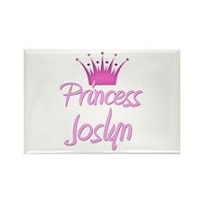 Princess Joslyn Rectangle Magnet