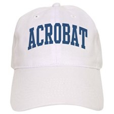 Acrobat Occupation Collegiate Style Baseball Cap