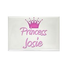Princess Josie Rectangle Magnet