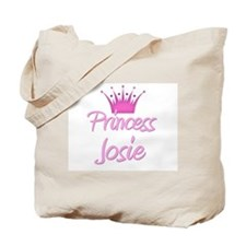Princess Josie Tote Bag