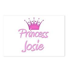 Princess Josie Postcards (Package of 8)