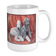 Bedlington Puppy Love Mug
