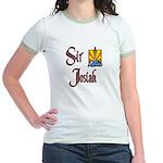 Sir Josiah Jr. Ringer T-Shirt