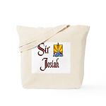 Sir Josiah Tote Bag